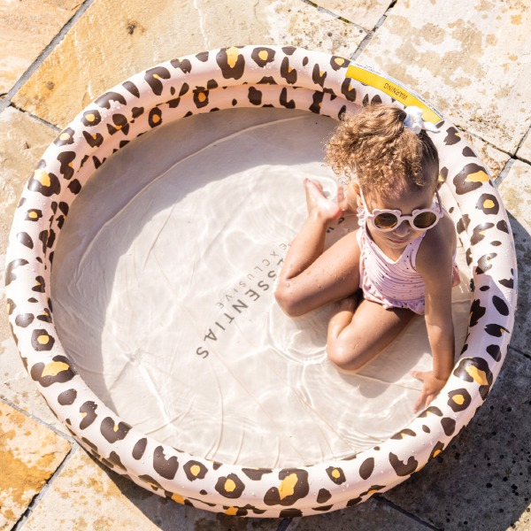 Swim Essentials Kinder Zwembad Panter Beige 100cm