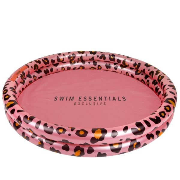 Swim Essentials Kinder Zwembad Panter Rose Goud 100cm